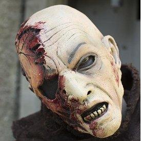 Epic Armoury Zombie maske med blod