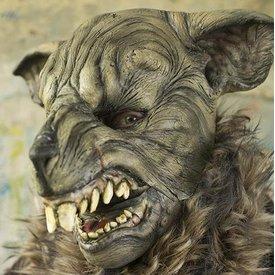 Epic Armoury GRV maschera roditore, marrone