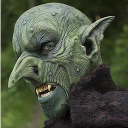 Goblin Mask Green, LARP Mask