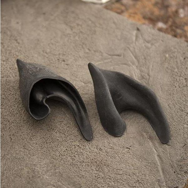 Epic Armoury Dark Elven Ears small, LARP Application