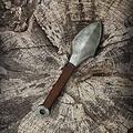 Epic Armoury Cuchillo de lanzar kunai, arma LARP