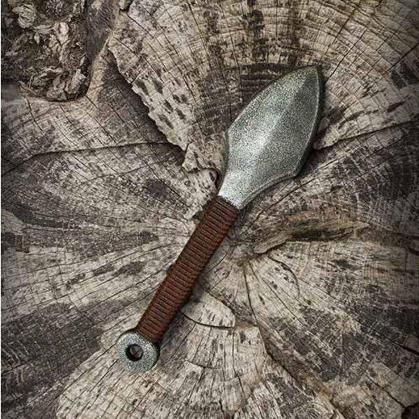 Epic Armoury Kunai Throwing Knife, LARP Weapon