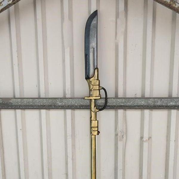 Epic Armoury Vibro Glefe, LARP Waffe