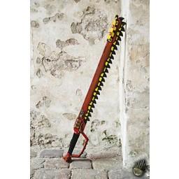 Kettensäge Schwert, LARP Schwert