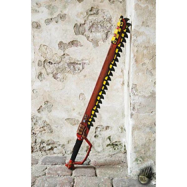 Epic Armoury Kettensäge Schwert, LARP Schwert