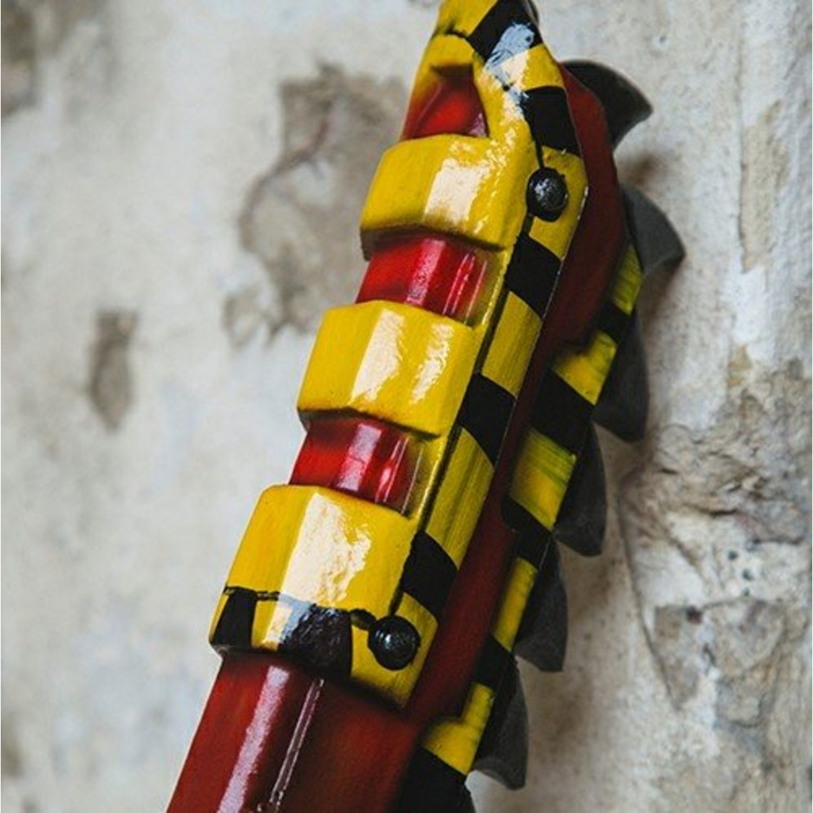Epic Armoury Motosierra espada, arma de espuma