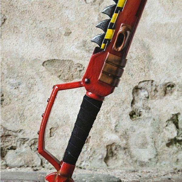 Epic Armoury Kettingzaag Zwaard, foam wapen