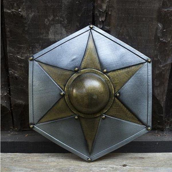 Epic Armoury Star Schild, LARP schild