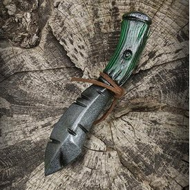 Epic Armoury Throwing Knife Orc, LARP Broń