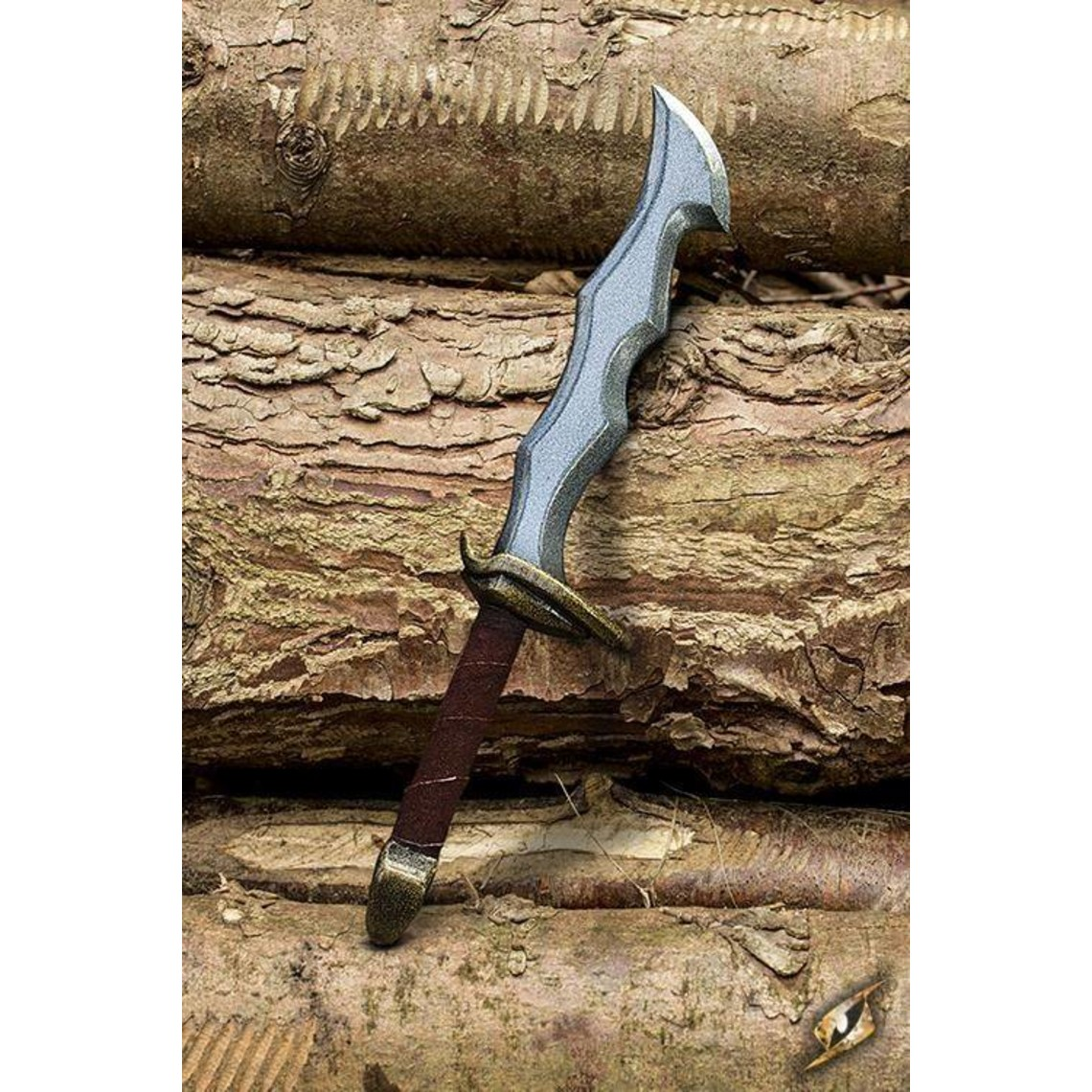 Epic Armoury Corsai daga, arma LARP, espuma