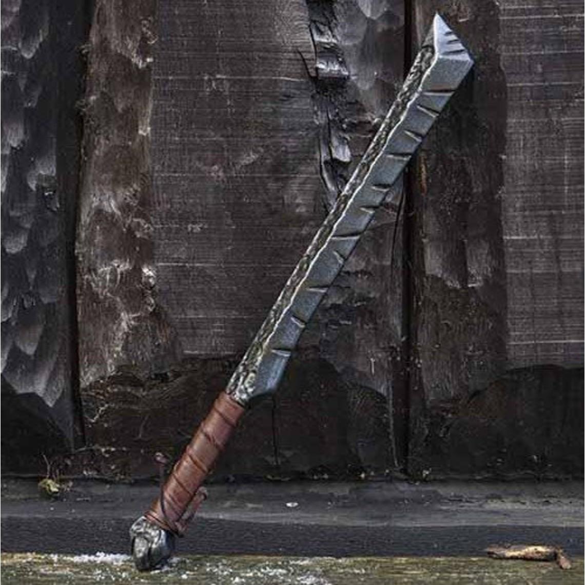 Epic Armoury Orco Espada, LARP, espada corta