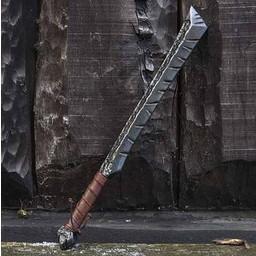 Orc Short Sword, Foam Weapon