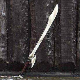 Epic Armoury Dark Elven LARP zwaard met lange kling.