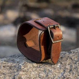 Epic Armoury Leather cuff bracelet