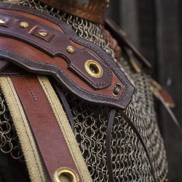 Epic Armoury Armure d'épaule romaine de cuir