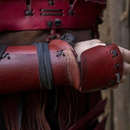 Una coppia di bracciali per i guerrieri Samurai