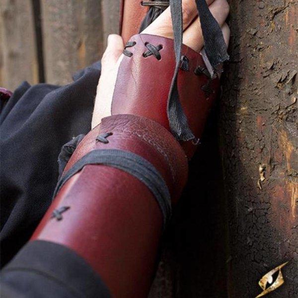 Epic Armoury Samurai Bracers, Pair
