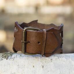 Filigree Bracelet, Leather