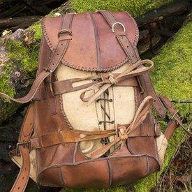 Epic Armoury Steampunk ryggsäck, brun
