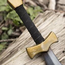LARP Bereit für den Kampf Schwert Kämpfer