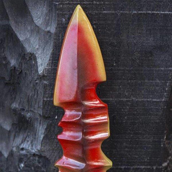 Epic Armoury LARP espada fogo do inferno