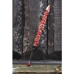LARP hellfire miecz