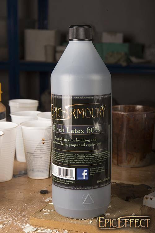 Black latex 1000 ml.