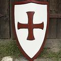Epic Armoury LARP escudo templario