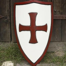 Epic Armoury LARP knight tempelriddare Sköld
