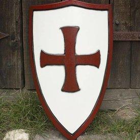 Epic Armoury LARP knight templar shield
