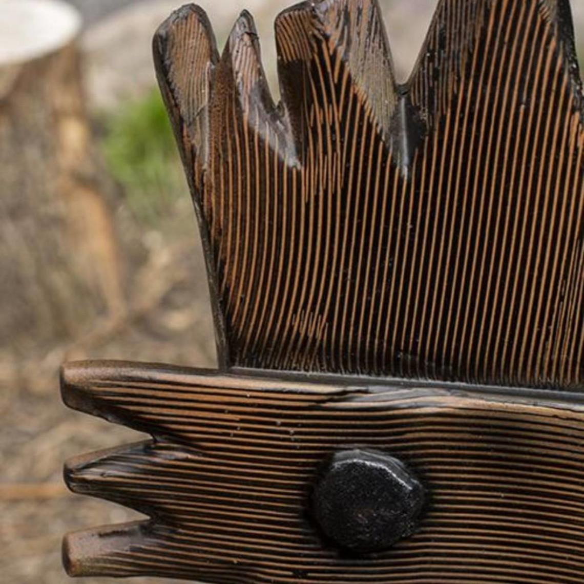 Epic Armoury LARP planche de bois bouclier
