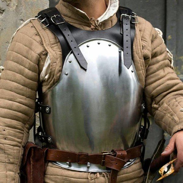 Epic Armoury Torso Armor Merc, sort