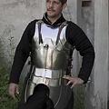 Epic Armoury LARP Coraza gótica