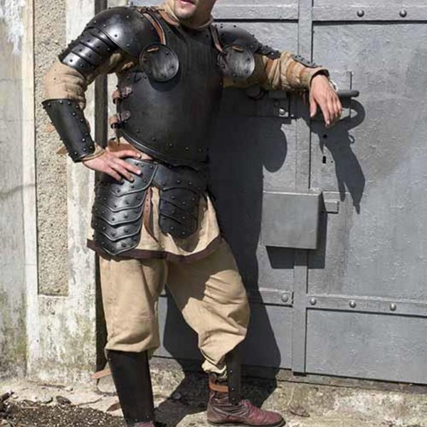 Epic Armoury LARP Dark Warrior pantser