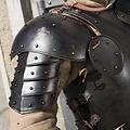 Epic Armoury LARP Mörk Warrior Armor