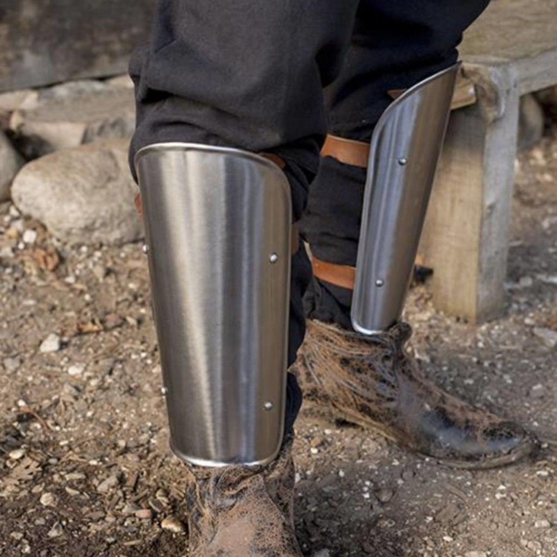 Epic Armoury RFB Arm und Beinschutz