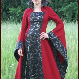 Adellijke jurk Blanche