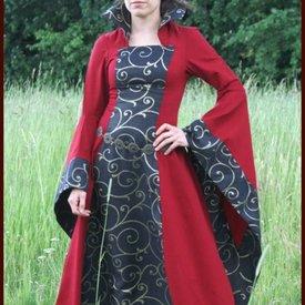 Königliche Kleid Blanche