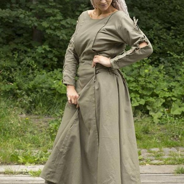 Epic Armoury Kjole Morgaine, grøn