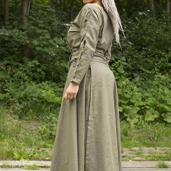 Epic Armoury Robe Morgaine, verte