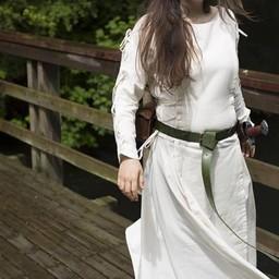 Dress Morgaine, white