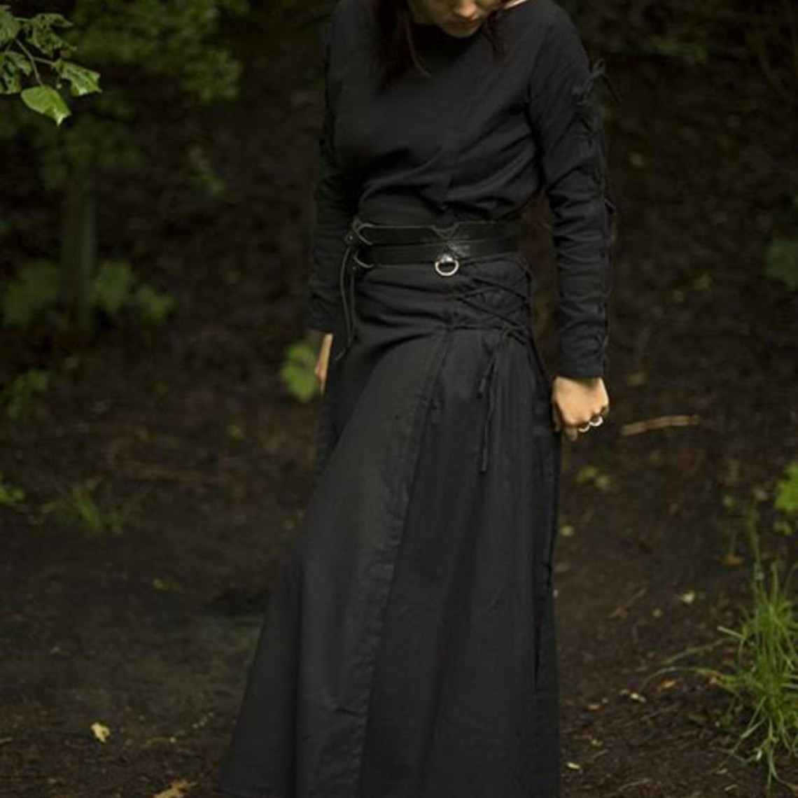 Epic Armoury Vestido morgaine, negro