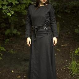 Kleid Morgaine, schwarz