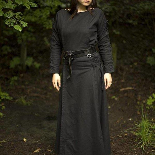 Epic Armoury Dress Morgaine, black