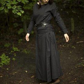 Epic Armoury Kleid Morgaine, schwarz