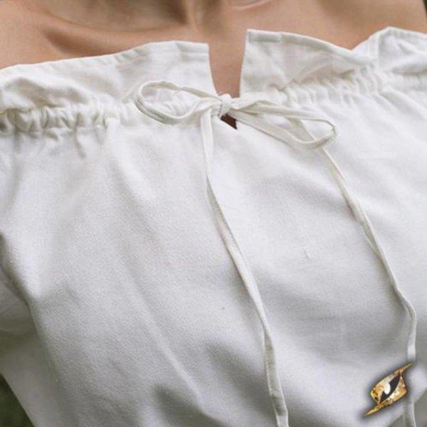Epic Armoury Bluza piracka Reid, biała