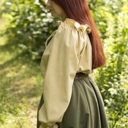 Pirate blouse Reid, beige
