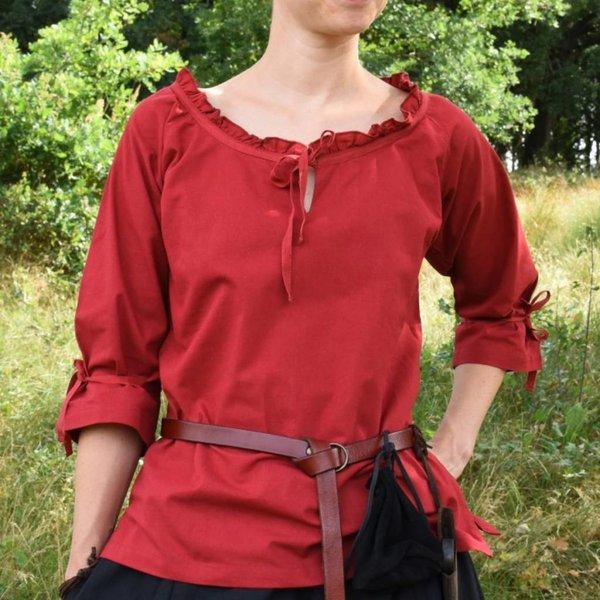 Camicetta Anne, rossa
