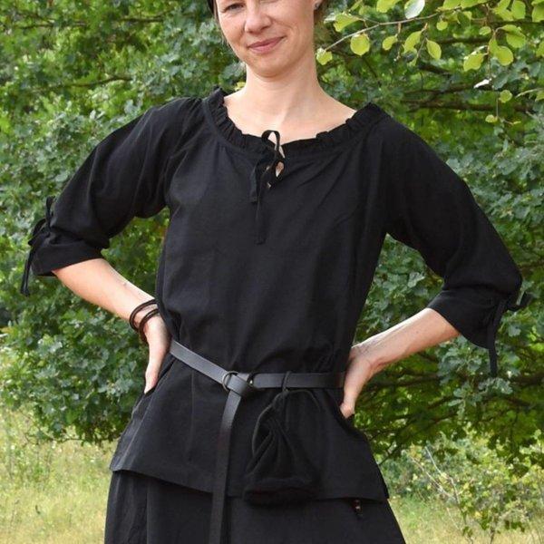 Blus Anne, svart