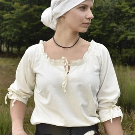 Blouse Anne, natural